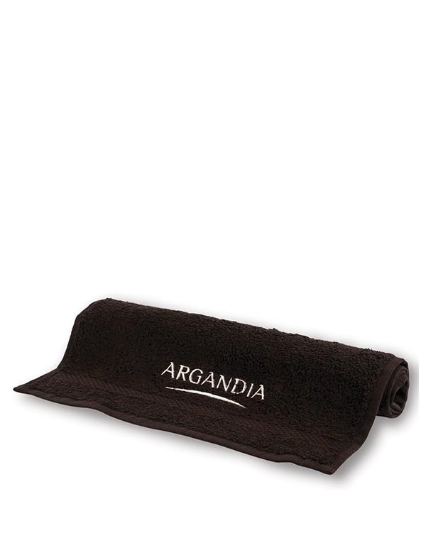Drap de Bains serviette huile d argan cheveux corps visage cosmetique bio