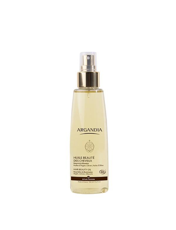Huile Capillaire Argan huile pour cheveux aran bio 150ml